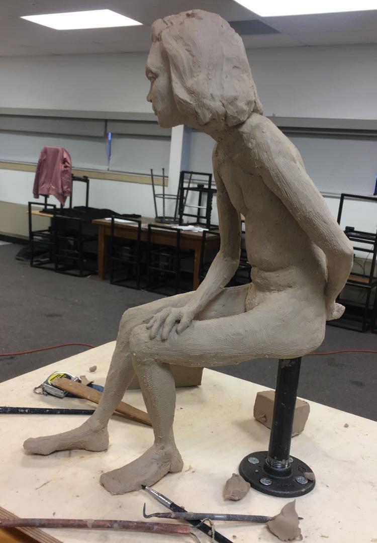 Tom (figure) - left