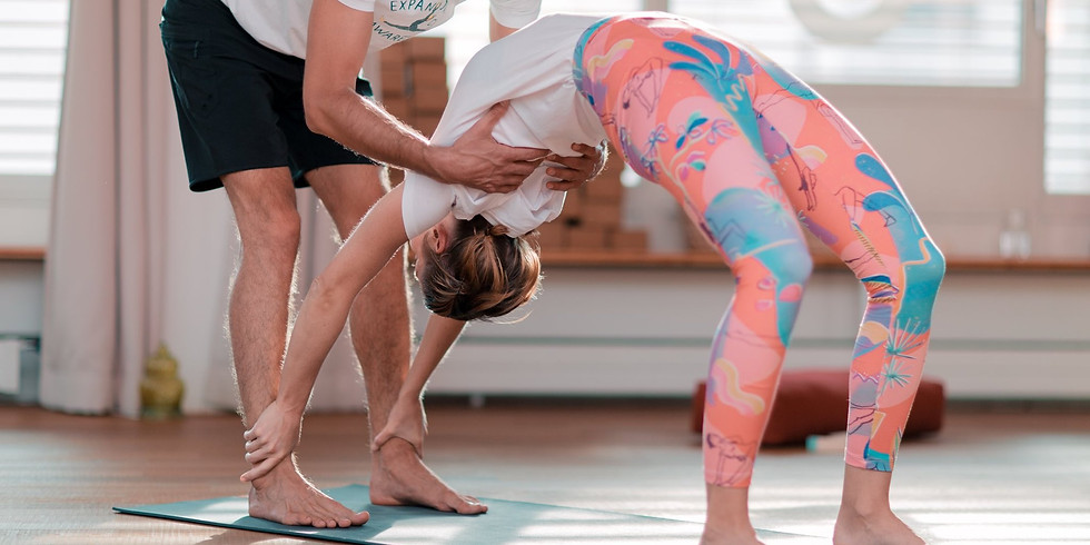 ZOOM-TREFFEN | Q & A zum Vinyasa & Yin Yoga TT 2021