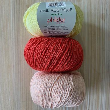 Phildar PHIL RUSTIQUE