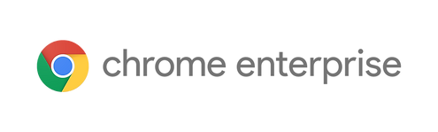 Copy of Chrome Enterprise Lockup Color W