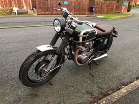 Motorcycle Transport Stoke