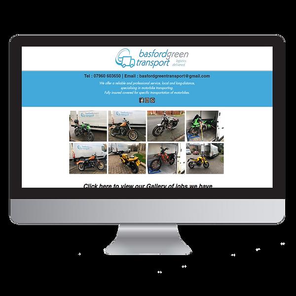 Basford Green Transport Website