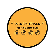 wayupna media website desgin in Stoke