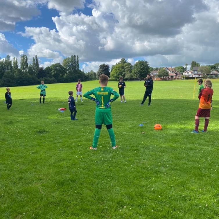 PCT Coaching Football Coaching in Staffordshire