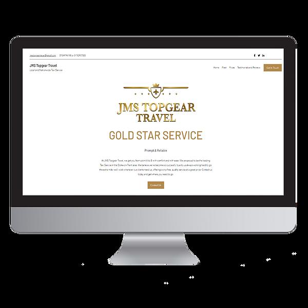 JMS Topgear Travel, Stoke's finest taxt airport travel service provider