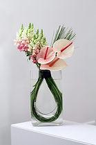 Flower-Vases-Delivery-London-Office-flow
