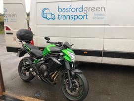 Basford Green Transport