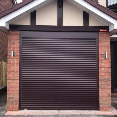 Garage door fitting in stoke on trent staffordshire