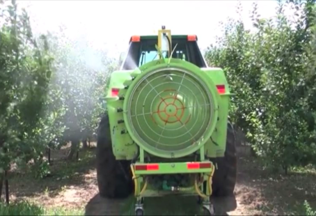 What is an Intelligent Spray System?