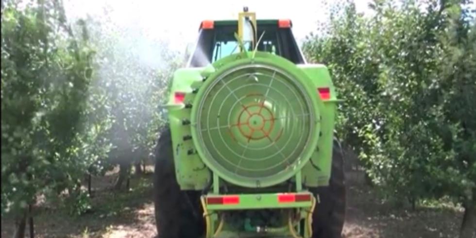 Smart-Apply® Intelligent Spray Control System™  Field Demo