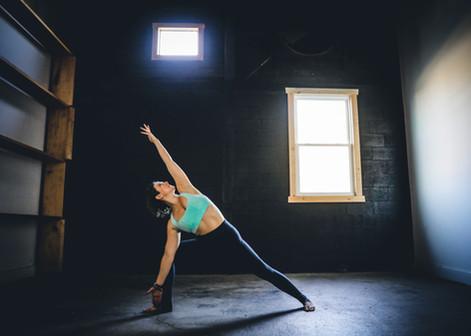 Rachel Garis - Yoga Instructor