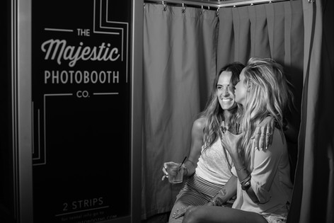 Majestic Photo Booth Campaign