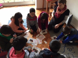Nuevo ciclo de Terapia de grupo en Habilidades Sociales para niños y niñas