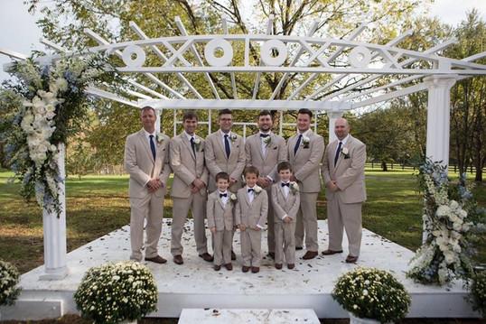 Wedding alter designs