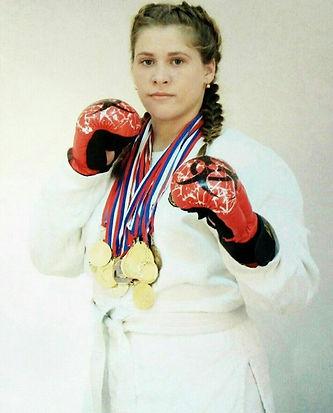Виктория Матвеюк