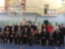 Федерация рукопашного боя Амурской области на соревнованиях на о. Сахалин