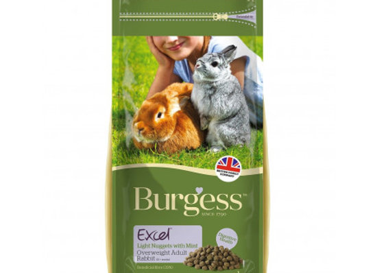 Burgess excel conejo light 2 kg