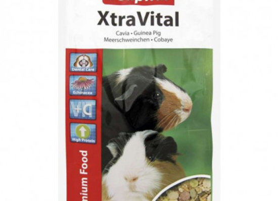 Xtravital Cobaya Alimento 1 Kg Beaphar