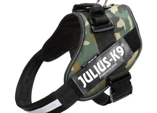 Julius arnés IDC 1 camuflaje