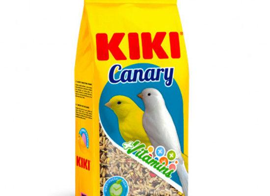 Kiki Bolsas Alimento Canarios Con Alpiste 1 Kg.