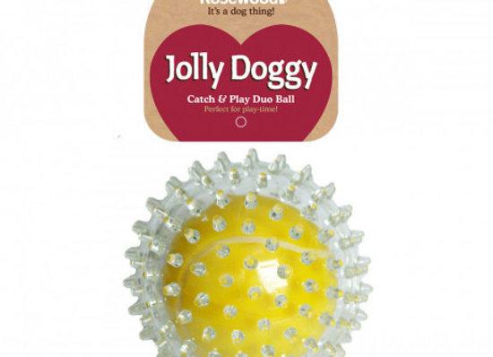 Rosewood Jolly Doggy pelota tenis pinchos 8cm