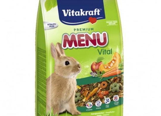 Vitakraft Menu Vital Conejo Enano 3kg