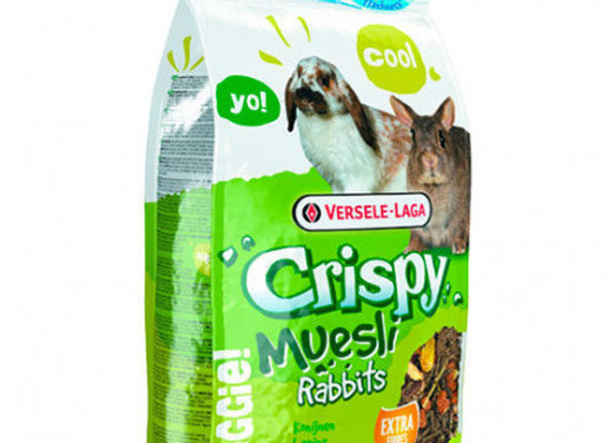 Versele-Laga Cuni Conejo Crispy Conejos 2,75 kg