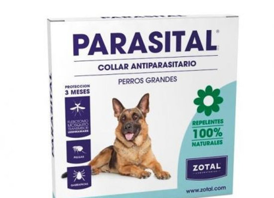 Collar antiparasitario Perro Grande Parasital