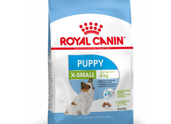Royal Canin X-Small Junior-Puppy 0,5kg