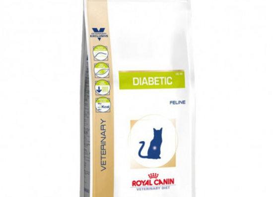 Royal Canin Diet Feline Diabetic DS46 1.5kg