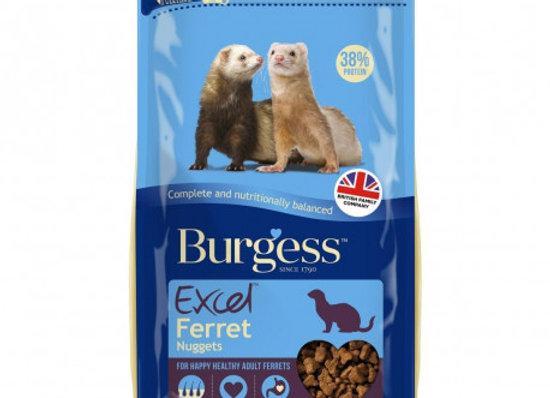 Burgess excel hurón 2 kg