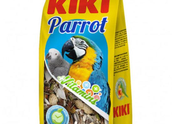 Kiki Bolsas Alimento Loros-Cotorras 600gr