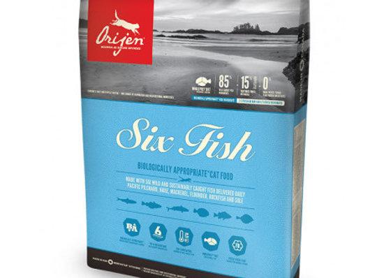 Orijen Cat Six Fish 1,80 kg