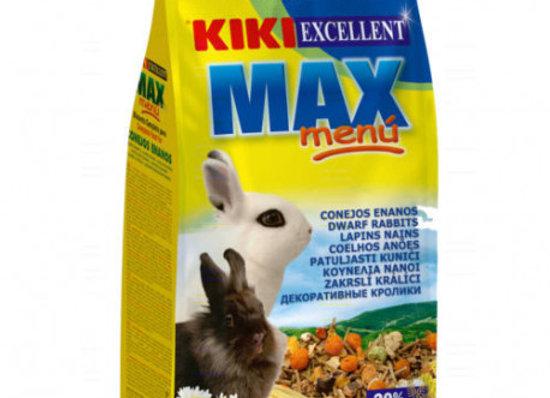 Kiki Max Menu Conejos Enanos Bolsa 2 Kgs
