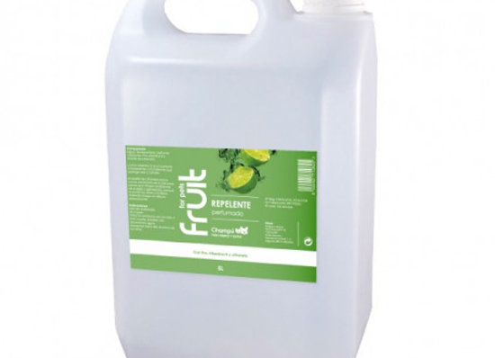Fruit for Pets Champu repelente 5L