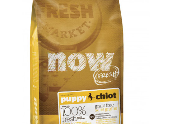 Now Fresh Grain Free Puppy Dog 11.3kg