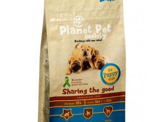 Planet Pet Puppy Pollo y Arroz 3Kg