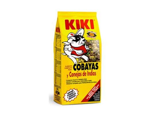 Kiki Bolsas Alimento Cobayas-Conejos Indias 800 gr