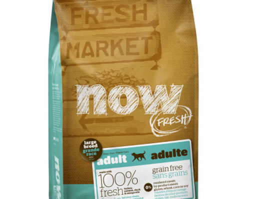 Now Fresh Grain Free Large Breed Adult Dog 11.3kg