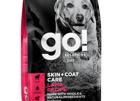 GO! SKIN + COAT Lamb Dog 1,6kg