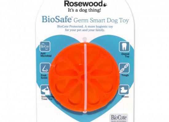 Rosewood biosafe naranja 10 cm