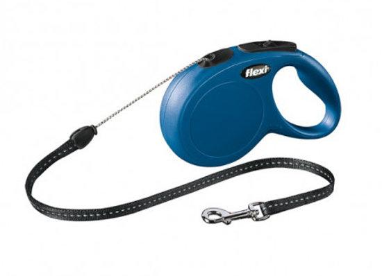 Flexi New Classic Cordon Azul M 5m