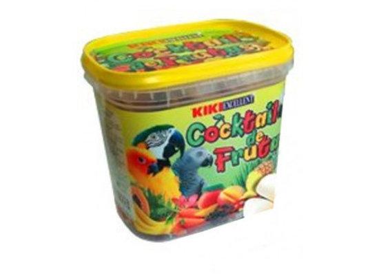 Kiki Cocktel De Frutas Para Loros Bote 300 Gr