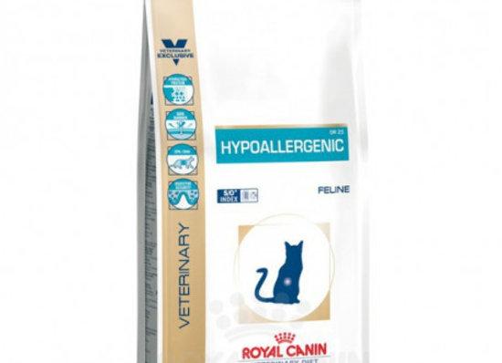 Royal Canin Diet Feline Hypoallergenic DR25 2.5kg