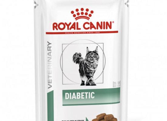Royal Canin Diet Feline diabetic 12x85gr