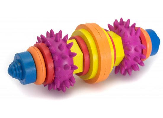 Radical Puzzle goma colores 16cm
