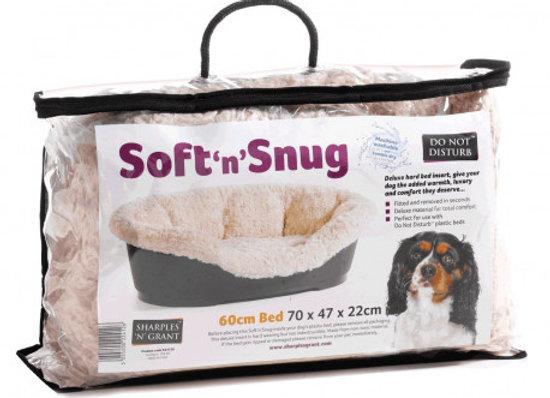 Soft N Snug cubre cama 60 cm