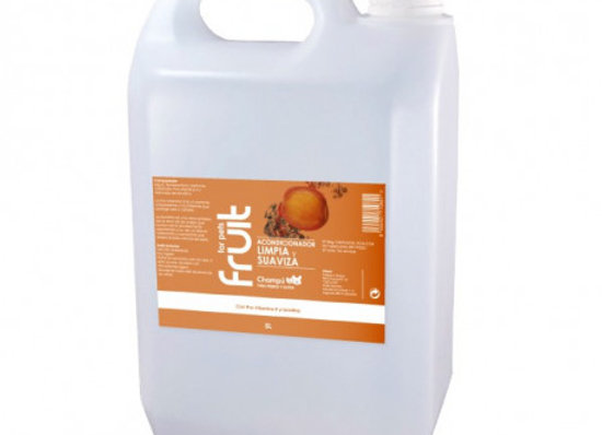 Fruit for Pets Champu acondicionador 5L