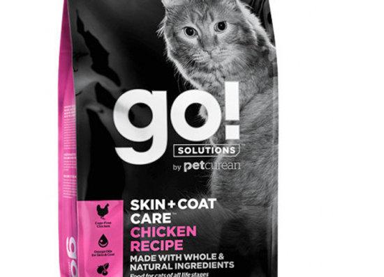 GO! SKIN + COAT Chicken Cat 3,7kg