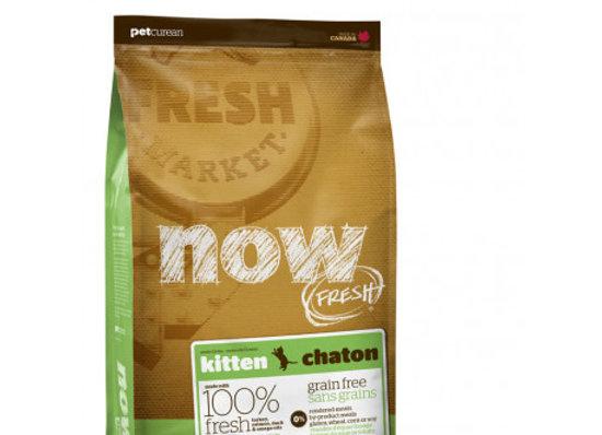 Now Fresh Grain Free Kitten 1.8kg